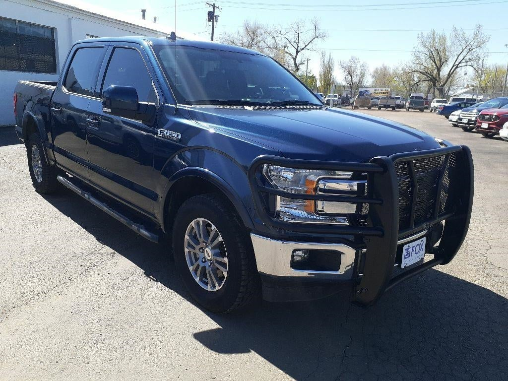 2018 Ford F 150 Lariat In Wolf Point Mt Miles City Series Fox Inc