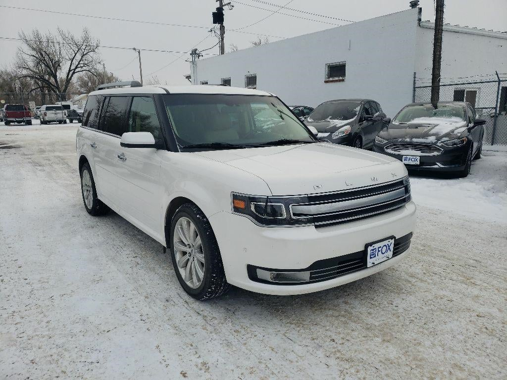 2017 ford flex limited ecoboost in wolf point mt fox ford inc